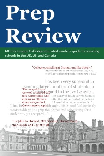 Prep Review: Boarding Schools